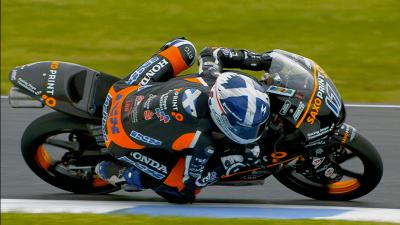 Free Video: McPhee's pole-winning lap