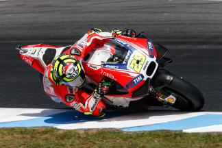 """Iannone: """"Following Jorge gave me a hand in improving"""""""