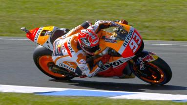 Sensational Marquez takes 8th pole position of 2015