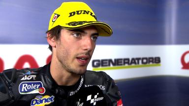 Pons: 'The confidence is coming back'