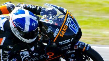 Moto3™クラス‐公式予選‐ハイライト