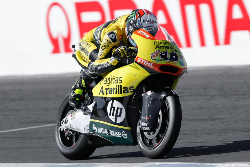Alex Rins, Paginas Amarillas Hp 40, Australian GP
