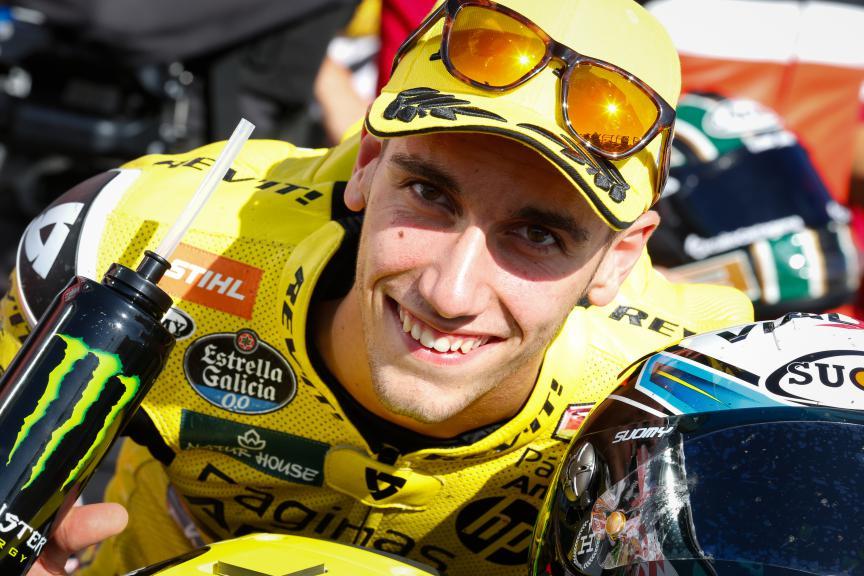 Alex Rins, Paginas Amarillas Hp 40, Australian GP QP