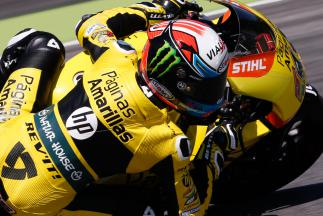 Rins, primero en la parrilla de Moto2™