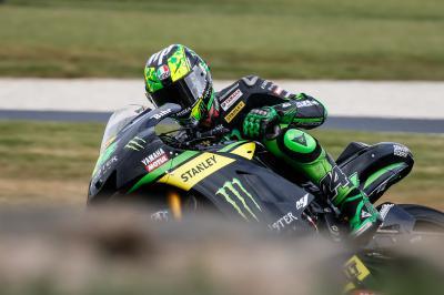 Los hermanos Espargaró dominan la Q1 de MotoGP™