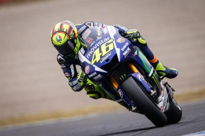 "Rossi: ""We arrived at qualifying not being ready"""