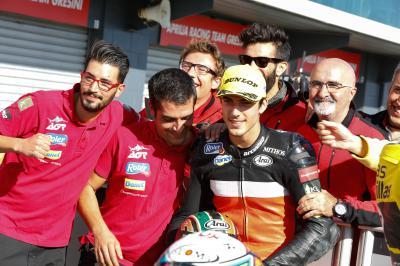 Axel Pons: «Es el resultado a toda una temporada de trabajo»