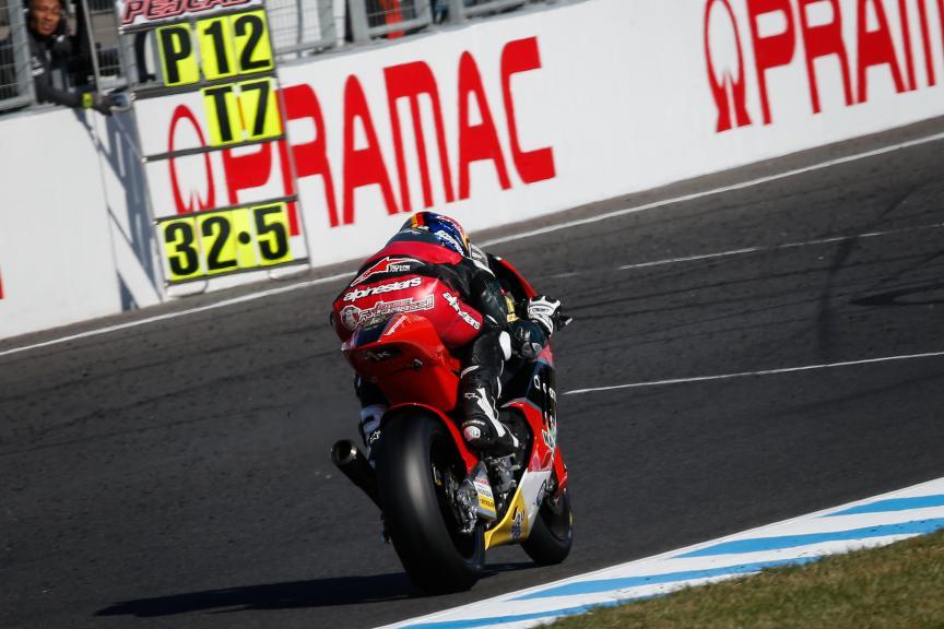 Jonas Folger, AGR Team, Australian GP QP