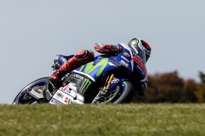 """Lorenzo: """"A minha verdadeira posição é o segundo lugar"""""""