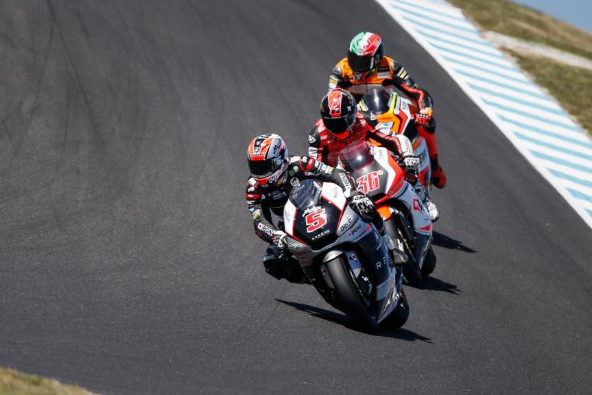 Johann Zarco; Ajo Motorsport, Australian GP Race