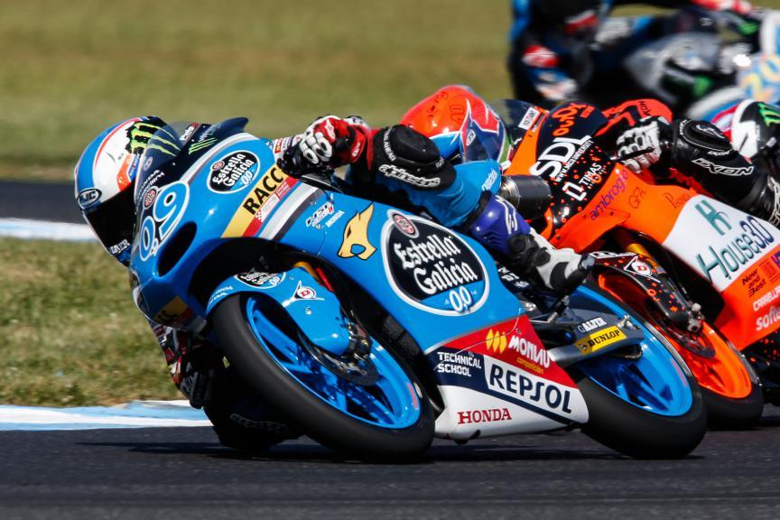 Jorge Navarro, Estrella Galicia 0,0, Australian GP Race