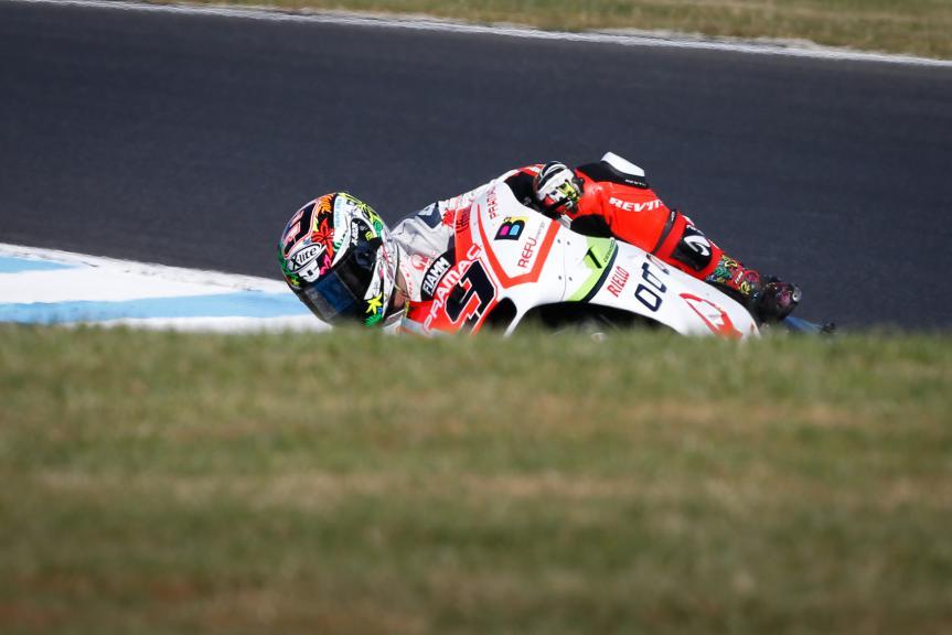 Danilo Petrucci, Octo Pramac Racing, Australian GP Race