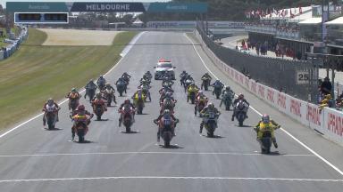 #Australian GP: Gara classe Moto2™