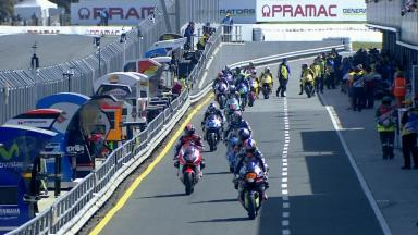 #Australian GP: Warm Up classe Moto2™
