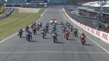 #Australian GP: Gara classe MotoGP™