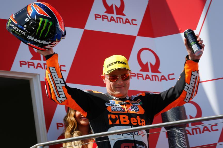 Sam Lowes, Speed Up Racing, Australian GP RACE