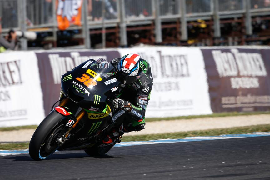 Bradley Smith, Monster Yamaha Tech 3, Australian GP Race