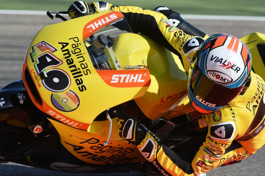 Alex Rins, Paginas Amarillas Hp 40, Australian GP RACE
