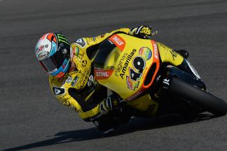 Rins fastest in Moto2™ Warm Up