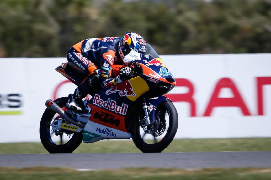 Miguel Oliveira, Red Bull KTM Ajo, Australia GP