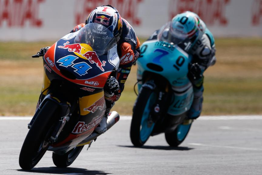 Miguel Oliveira, Red Bull KTM Ajo, Australia GP Race