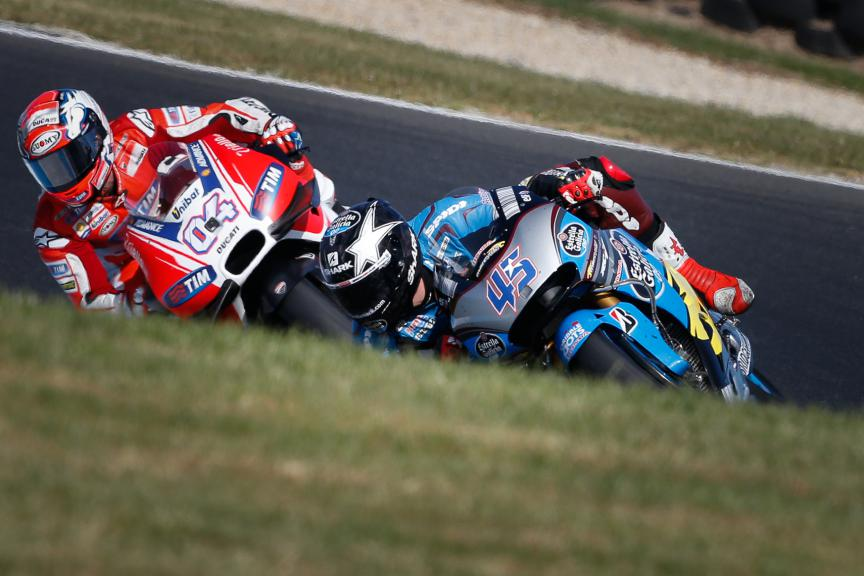 Scott Redding, EG 0,0, Marc VDS, Australian GP Race