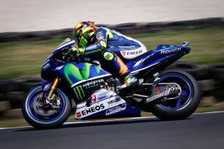 Rossi: «Es una pena no subir al podio»