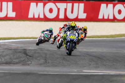 MotoGP™ en Phillip Island: Guía de carrera