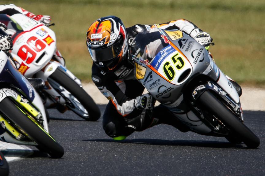 Phillip Oettl, Schedl GP Racing, Australian GP Race