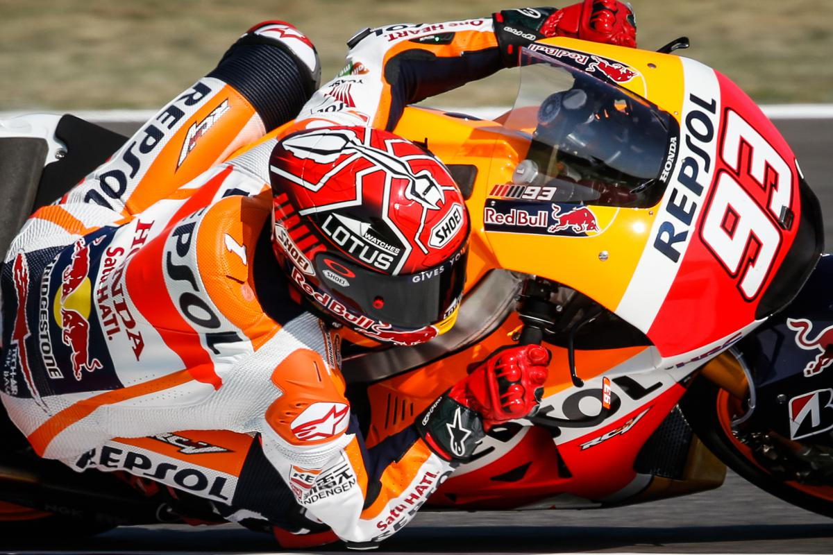 Marquez's 50th victory sets title race alight | MotoGP™
