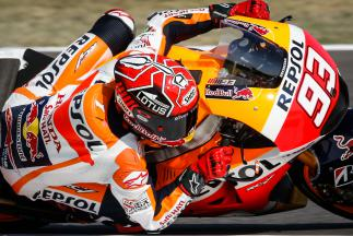 Marquez's 50th victory sets title race alight