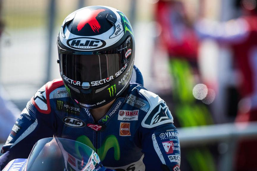 Jorge Lorenzo, Movistar Yamaha MotoGP, Australian GP © 2015 Scott Jones, PHOTO.GP