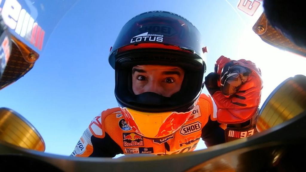 Marquez after best race ever