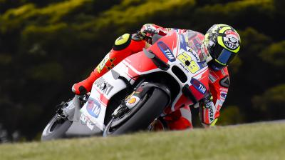 #AustralianGP: Iannone keen on mixing it up at the front