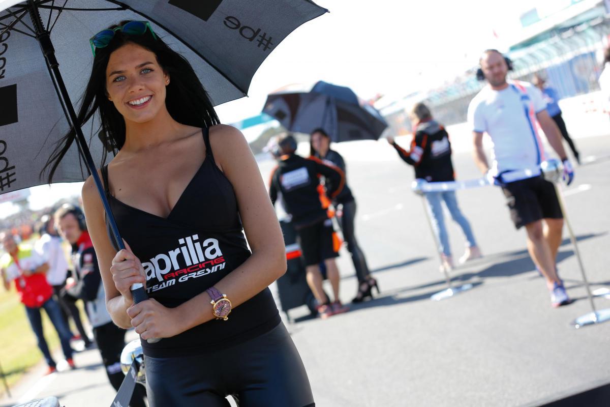 Paddock Girls at 2014 Argentina GP - autoevolution