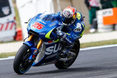 "Viñales: ""I could feel that I am very competitive"""