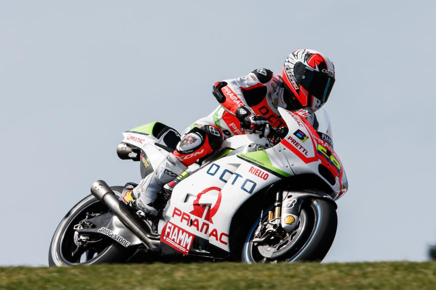 Yonny Hernandez, Octo Pramac Racing, Australian GP