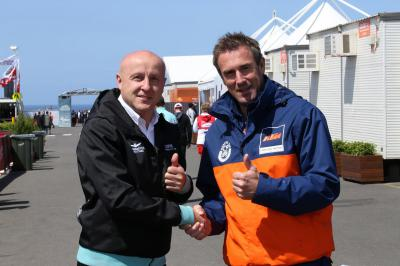 Leopard Racing e KTM insieme dal 2016