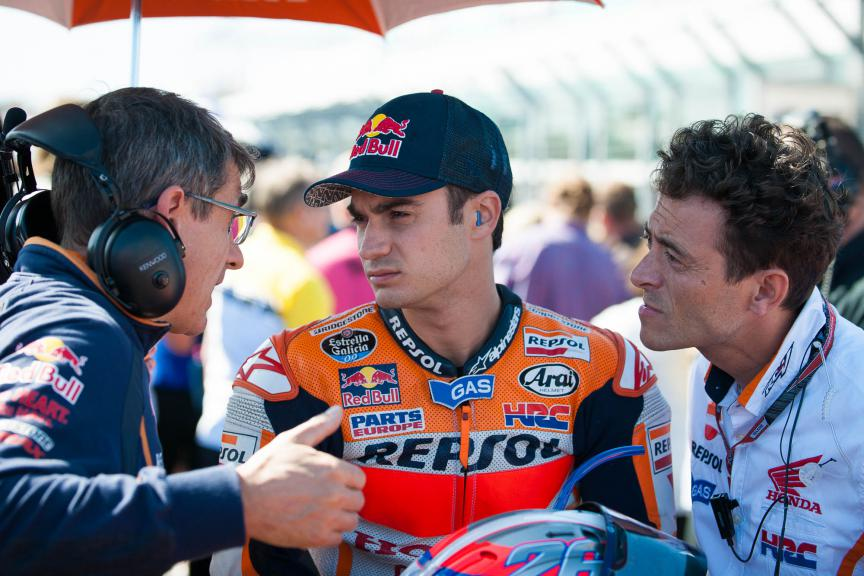 Dani Pedrosa, Repsol Honda Team, Australian GP Race © 2015 Scott Jones, PHOTO.GP