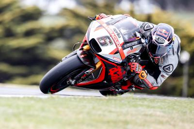 "Bradl: ""I wasn't fast enough throughout the entire weekend"""