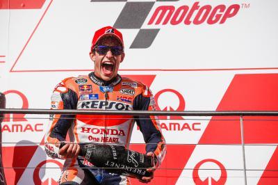 Márquez: Honda-Sepang-Serie fortführen