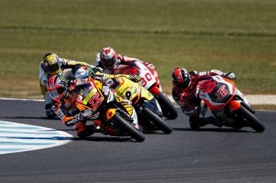 Vorletzter Schlagabtausch der Moto2™ steigt in Malaysia