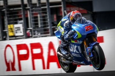 Viñales nach Rang sechs Rookie of the Year