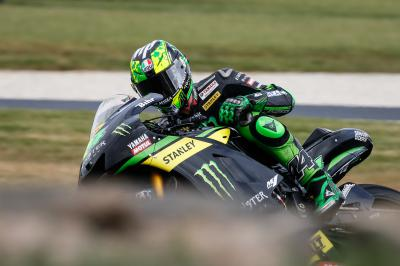 "Espargaro: ""It really tests us as MotoGP riders"""
