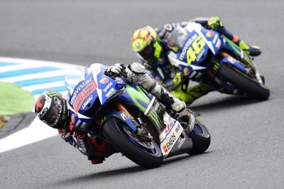 #MalaysianGP: Just 11 points separate Rossi & Lorenzo