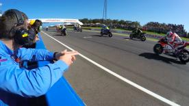 Behind the scenes at the #AustralianGP, filmed exclusively on GoPro™ cameras.