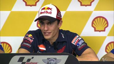 Marquez: Out to win