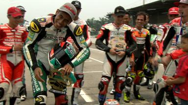 Mini Bikes in Sepang