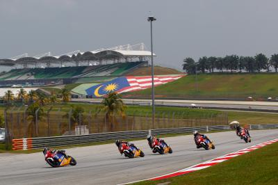 Tolle Saison endet in Sepang