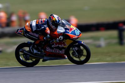 "Oliveira: ""I'm sure the race will be very hard fought"""